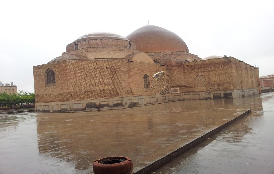 مکانیسم قفل صندوق صدقات Tabriz